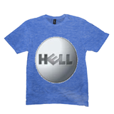 Heather Royal Hell T-Shirts