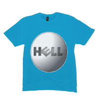Heather Bright Turquoise Hell T-Shirts