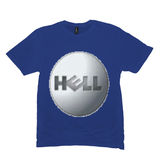 Royal Blue Hell T-Shirts