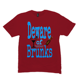 Red Deware of Brunks Tshirts