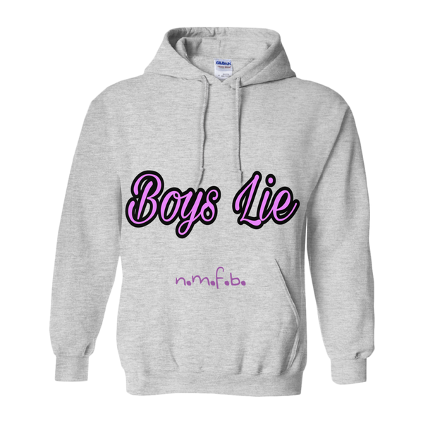 Sport Grey Boys Lie Hoodies n.m.f.b. (No-Zip/Pullover)