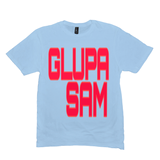 Ice Blue Glupa Sam (Bosnian) Tshirts