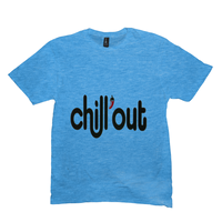 Light Turquoise Chillout Tshirts