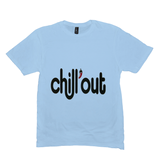 Ice Blue Chillout Tshirts