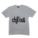 Light Heather Grey Chillout Tshirts