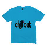 Heather Bright Turquoise Chillout Tshirts