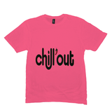 Neon Pink Chillout Tshirts