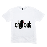 White Chillout Tshirts