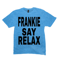 Light Turquoise Frankie Say Relax Tshirts