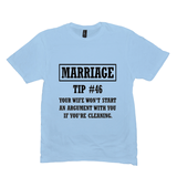 Ice Blue Marriage Tip Tshirts