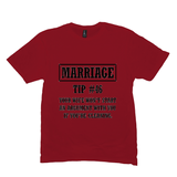 Red Marriage Tip Tshirts