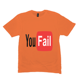 Orange You Fail Tshirts
