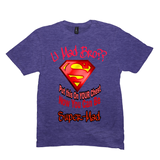 Heather Purple U Mad Bro T-shirts
