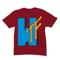 Red WTF T-shirts