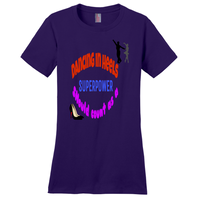 Purple Dancing in Heels Tshirts