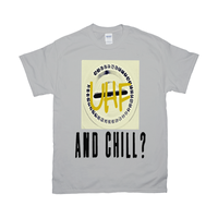 Sport Grey UHF and Chill Tshirts