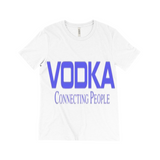 Vodka Connecting People T-Shirts