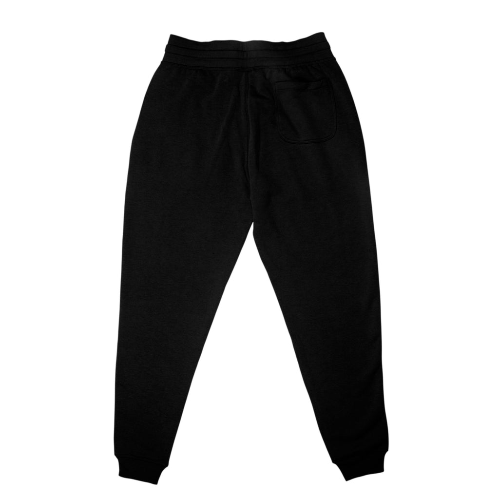 NC-004 3M Sweatpants (Black) - nod clothing - streetwear clothing brand from melbourne