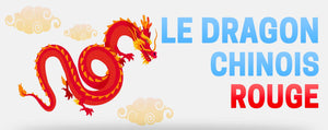 Dragon Chinois Rouge