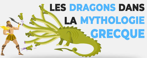 Dragon mythologie grecque