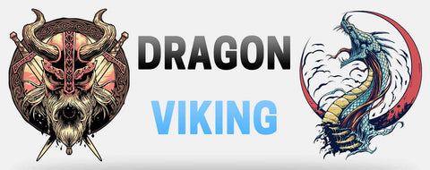 Dragon viking