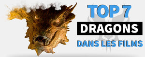 Top 7 Dragons dans les Films