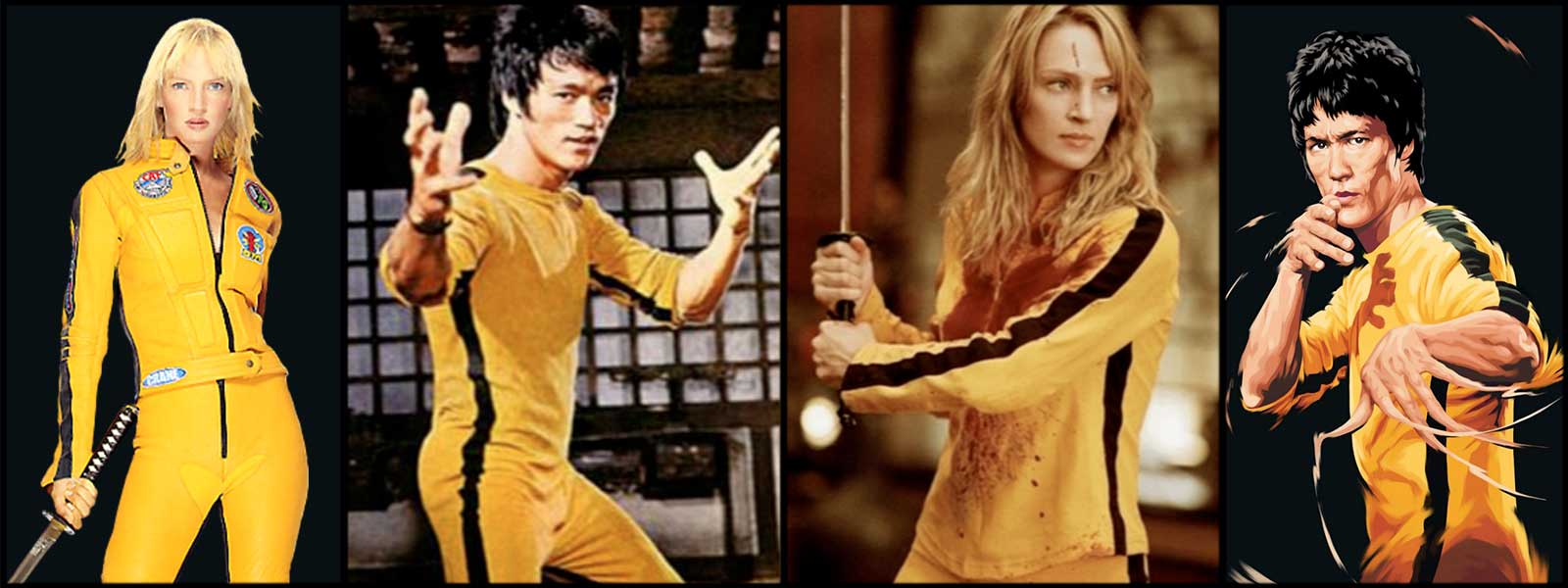 Bruce Lee Kill Bill