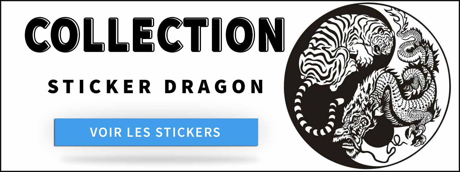 Collection Stickers Dragon