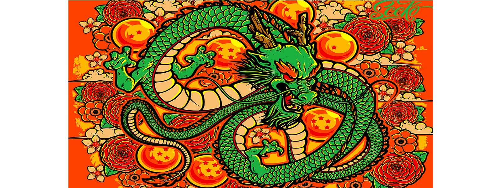 Difference between Chinese and Japanese dragon