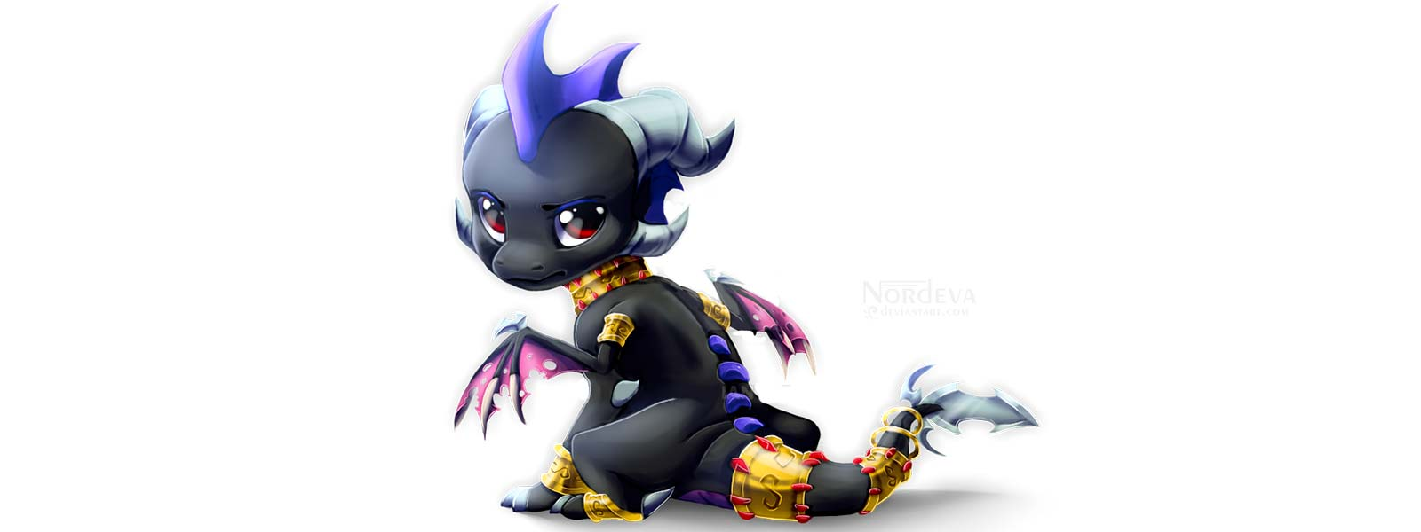 Dragon chibi