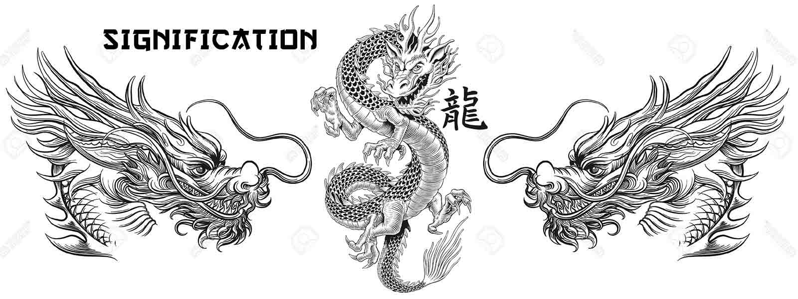 Dragon china meaning