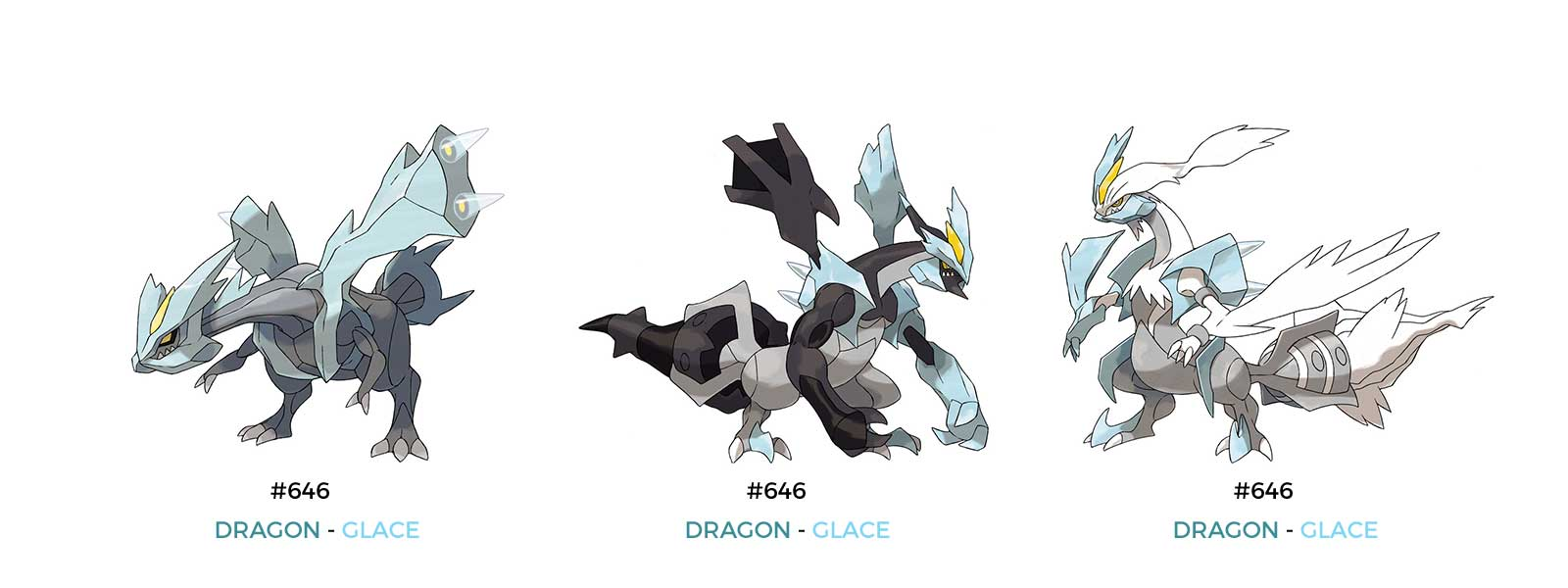 Kyurem type dragon