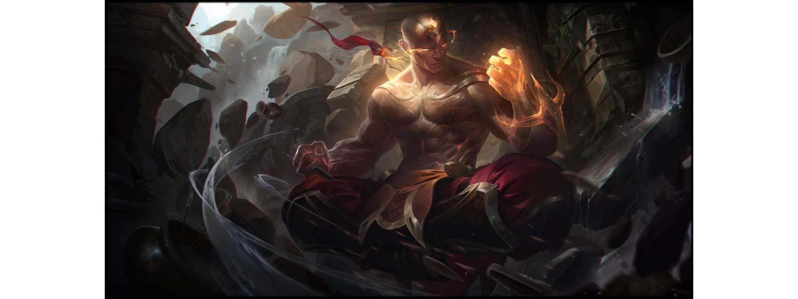 League of Legends Bruce Lee