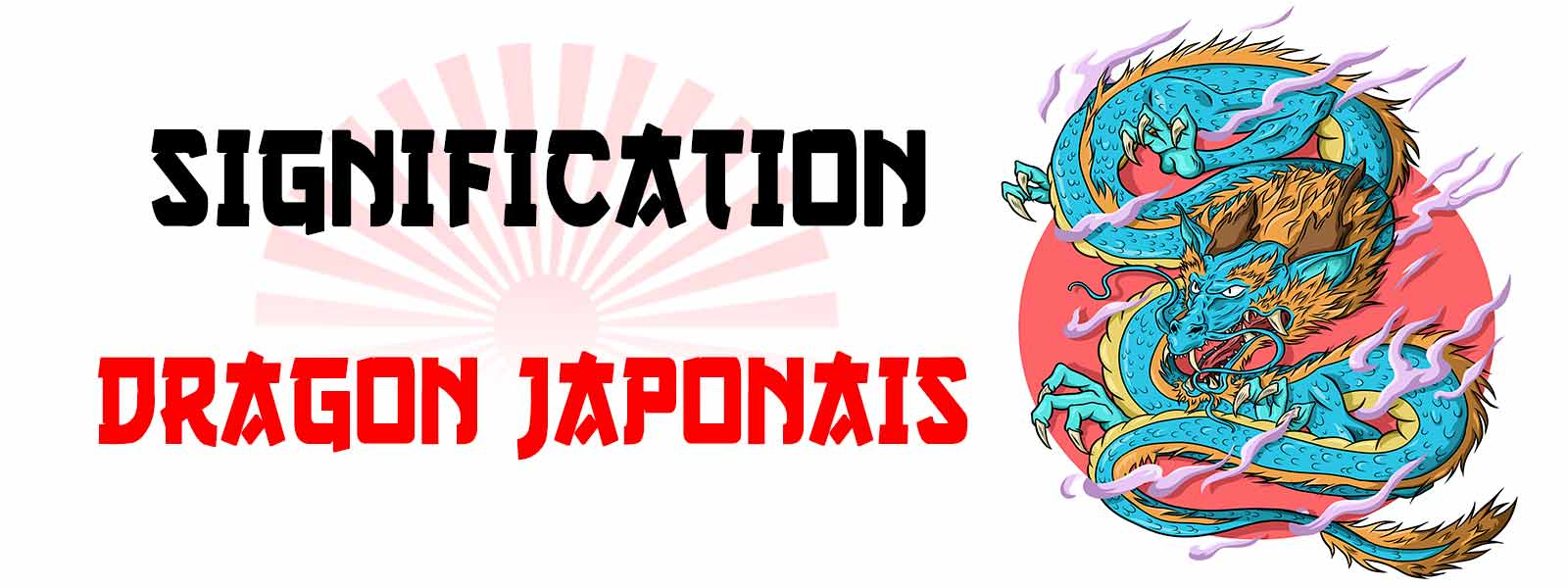 Meaning of the Japanese dragon