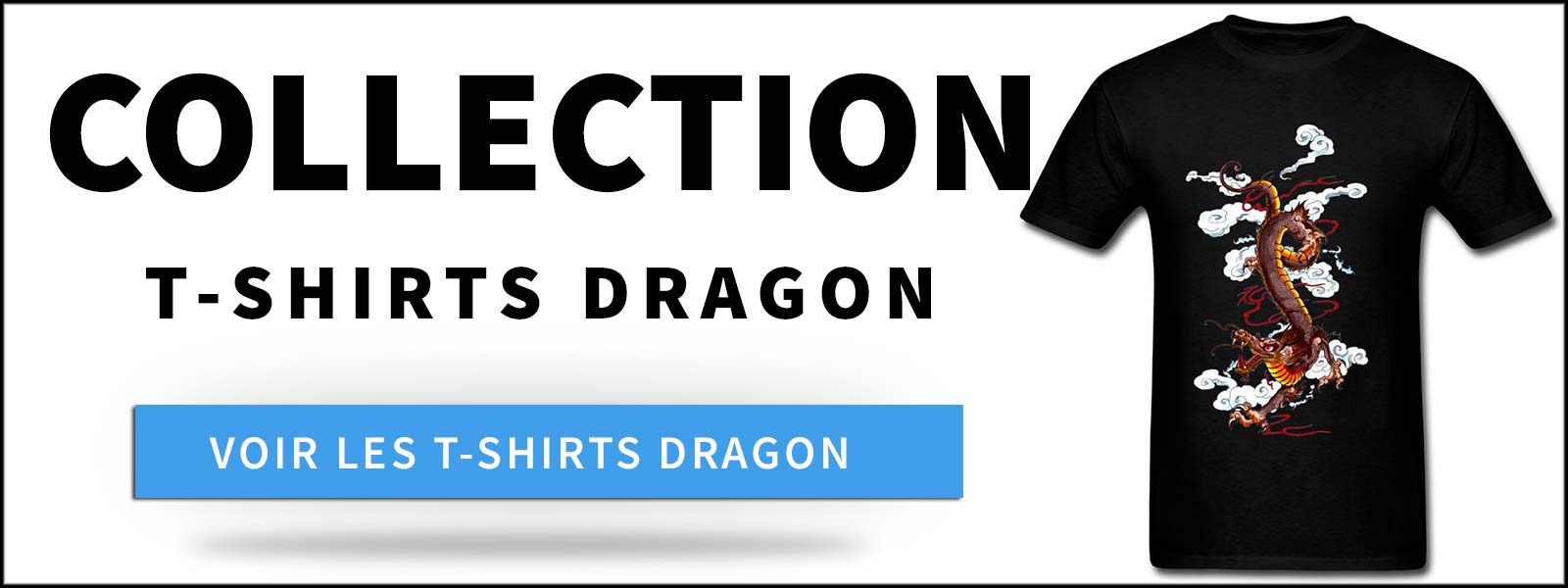 Collection t-shirt dragon