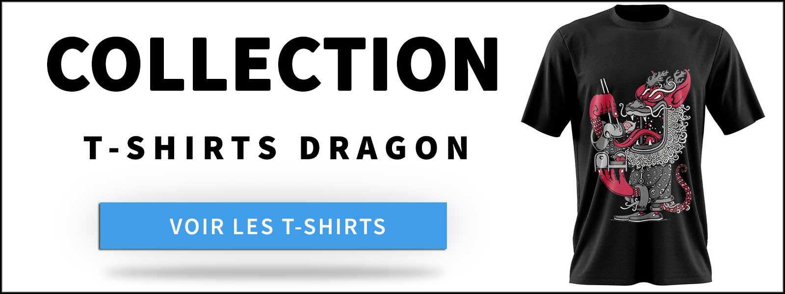 T-shirts Dragon