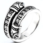 Bague Viking Style Dragon