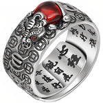 Bague dragon Pixiu