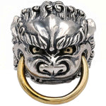Bague dragon Suanni