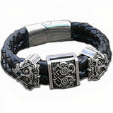 Bracelet Dragon Homme Motif Celtique