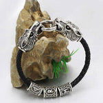 Bracelet Dragon Rune Viking