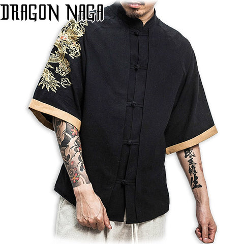 Chemise Dragon<br> Luxe