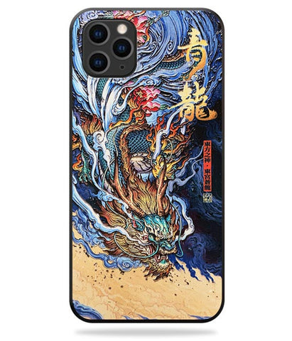 Coque Dragon Chinois