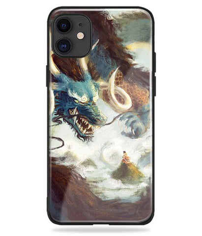 Coque Dragon Kaido Et Luffy