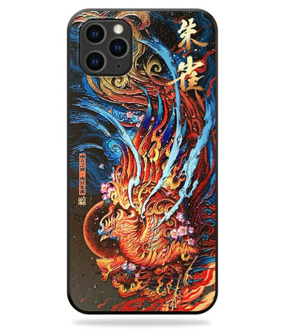 Coque Dragon Phoenix