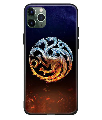 Coque Dragon Targaryen