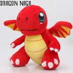Doudou Dragon Rouge