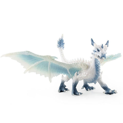 Figurine Dragon De Glace