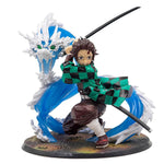 Figurine dragon demon slayer