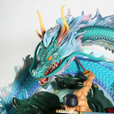 Figurine Dragon<br> Roronoa Zoro One Piece